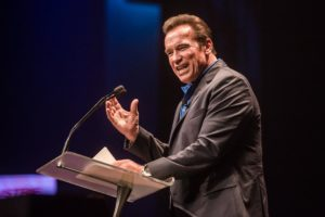 Arnold Schwarzenegger - event photography sydney