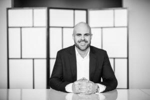 Daniel Davis corporate headshot sydney