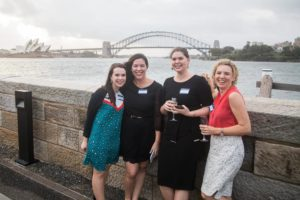 FTI Consulting Fort Denison - Event photo