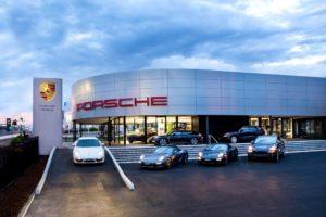 Commercial Photography - Porsche Centre Parramatta