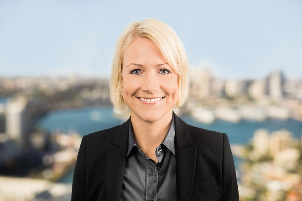 Sirtex - Corporate headshot Sydney